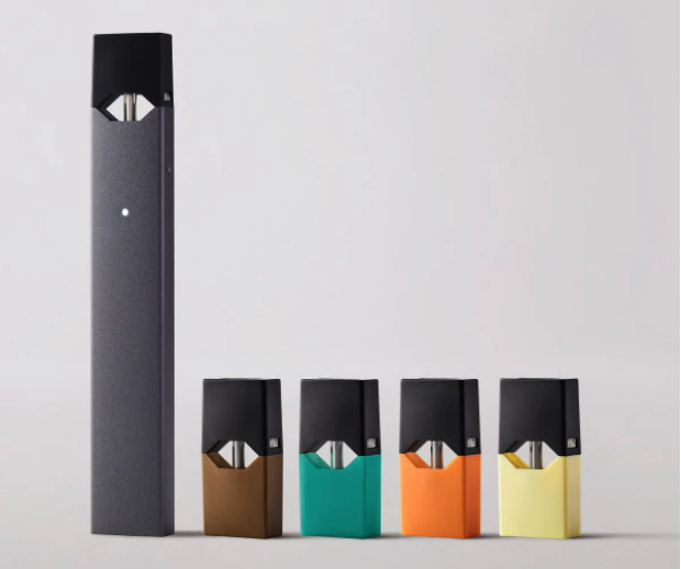 JUUL and pods