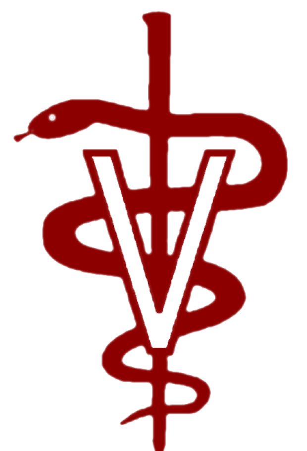 veterinary caduceus