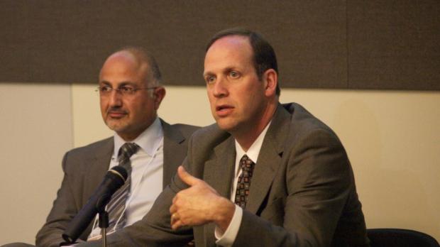 Dr Zamanian and Feinstein