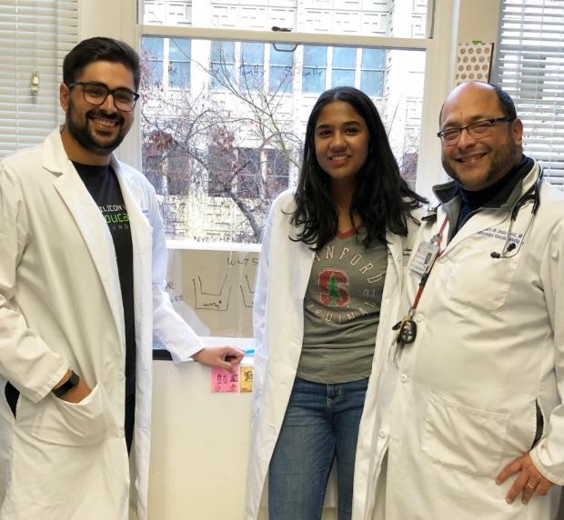 Elya Shamskhou, MS, Leah Verghese, Vinicio de Jesus Perez, MD