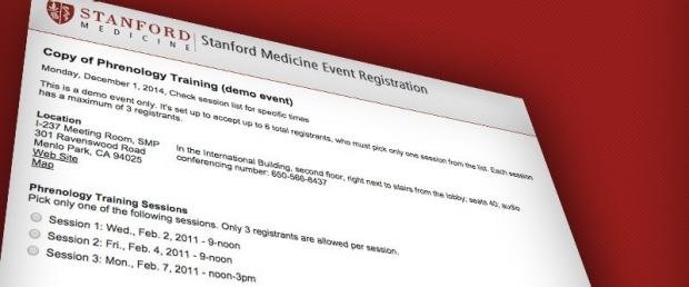 event registration banner