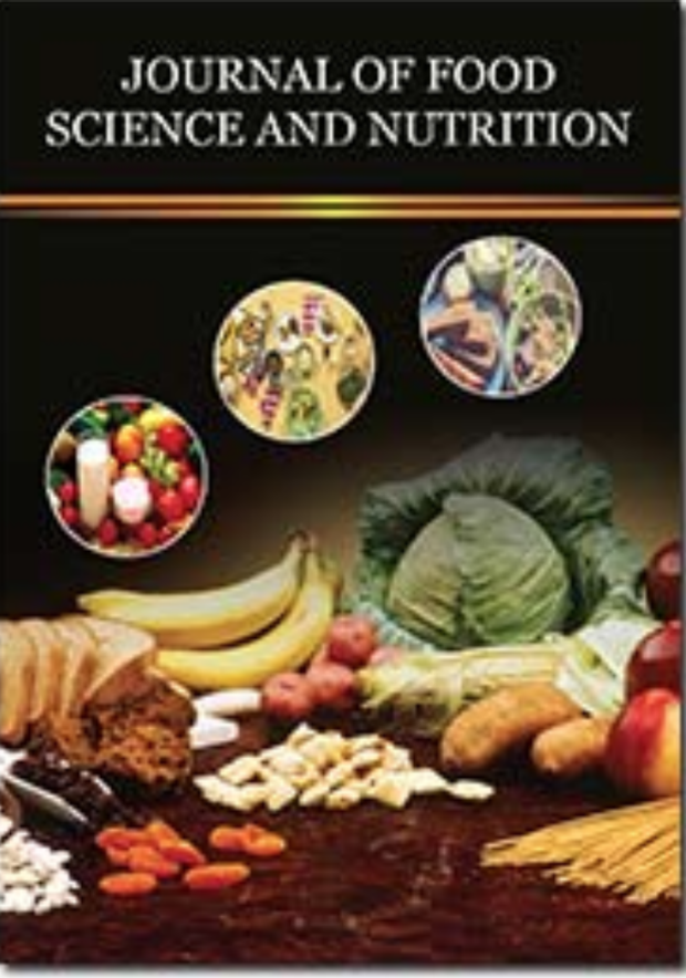 Journal of Food Science and Nutrition