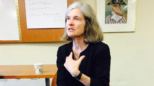 Professor Marcia Stefanick