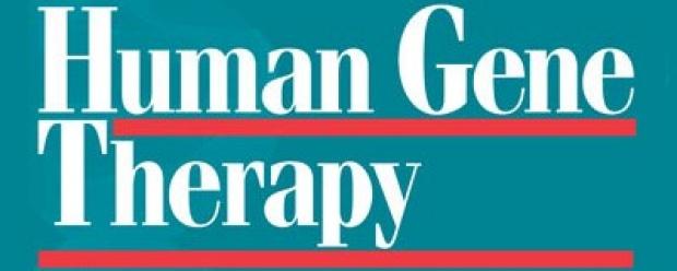 Human Gene Therapy Logo