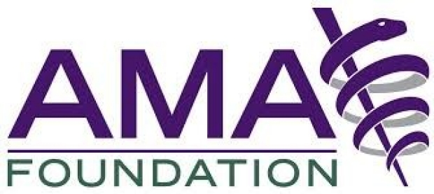 American Medical Association Foundation logo