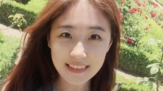 Michelle Bae smiling head shot