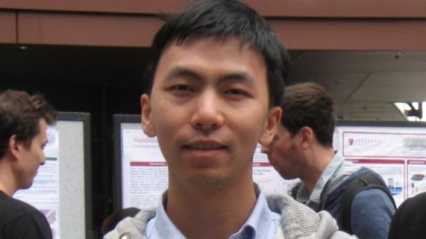 smiling headshot of Haodi Wu