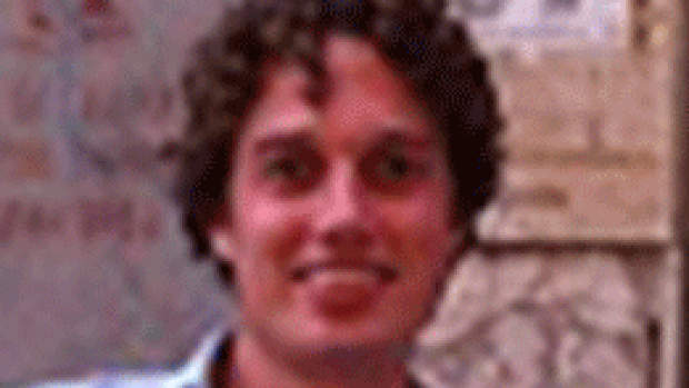 smiling headshot of Nigel Kooreman