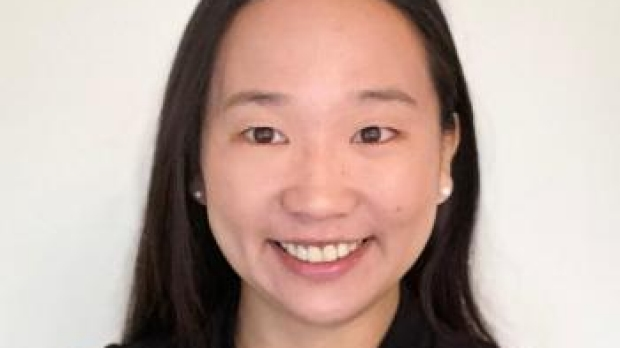 smiling head shot of June Rhee