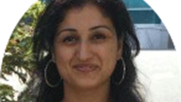 smiling headshot of Priyanka Garg