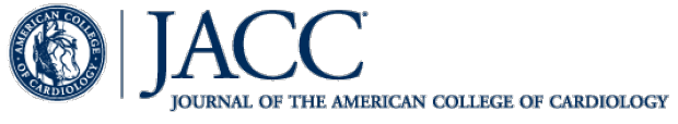 blue Journal of American College of Cardiology logo