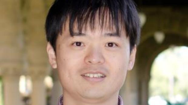 smiling headshot of Masataka Nishiga