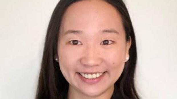 smiling headshot of June Wha Rhee