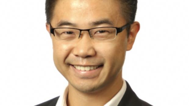 smiling headshot of Paul Pang