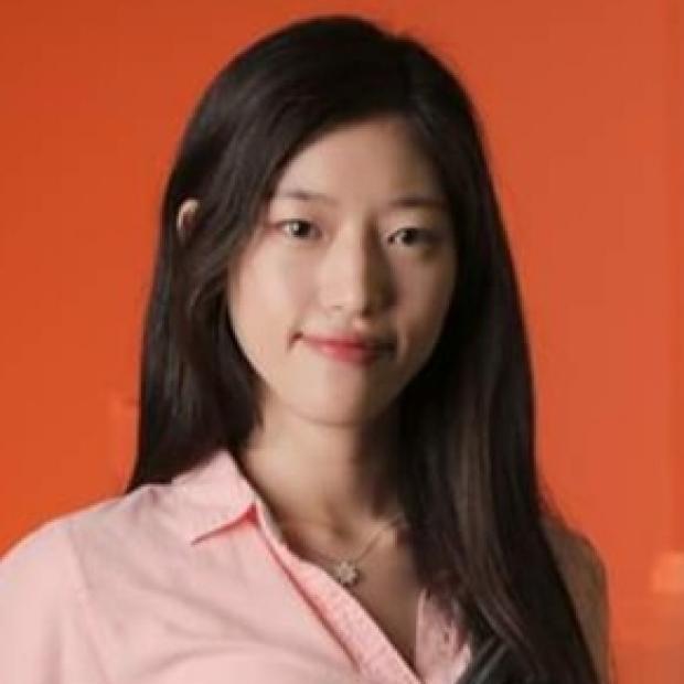 smiling headshot of Hyeonyu Kim