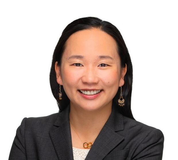 smiling headshot of June Rhee