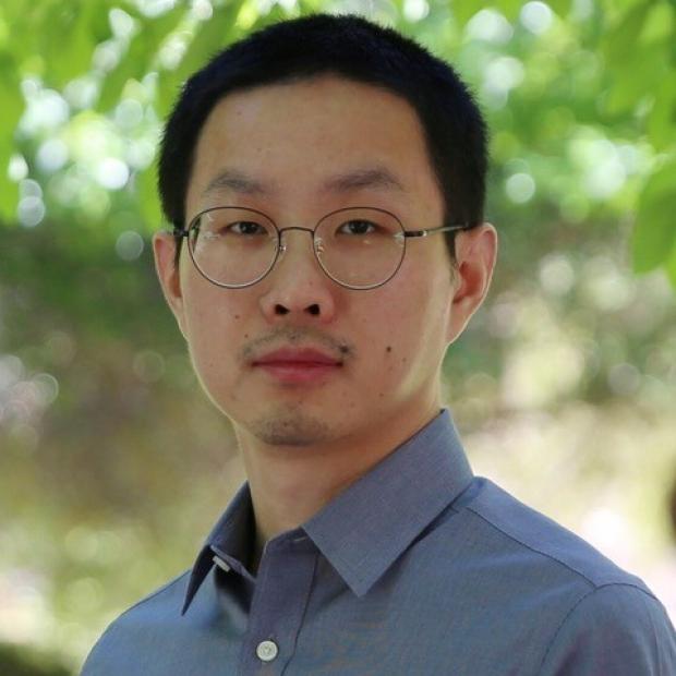 headshot of Chun Liu