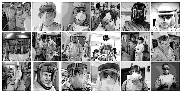 Faces of Anesthesiologists