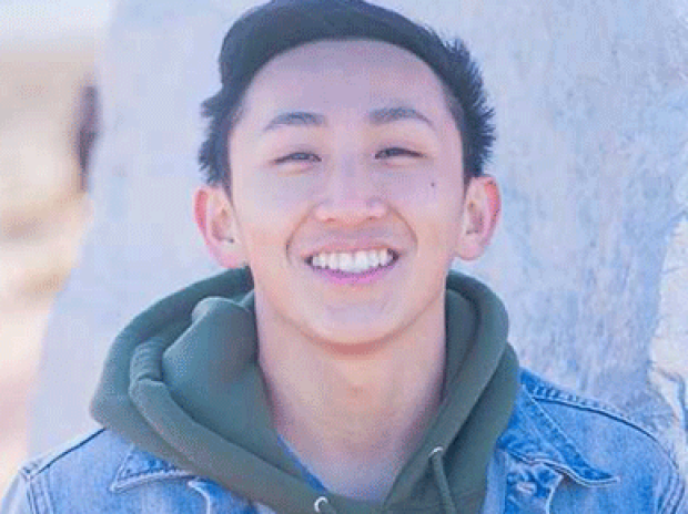 smiling headshot of Jonathan Mak