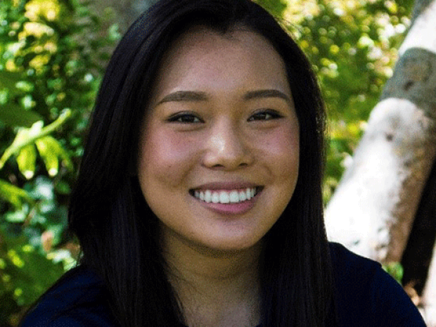 smiling headshot of Janice Zhang