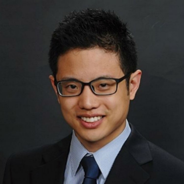 Portrait of Matthew Li