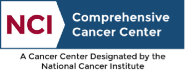 NCI•Comprehensive Cancer Center logo