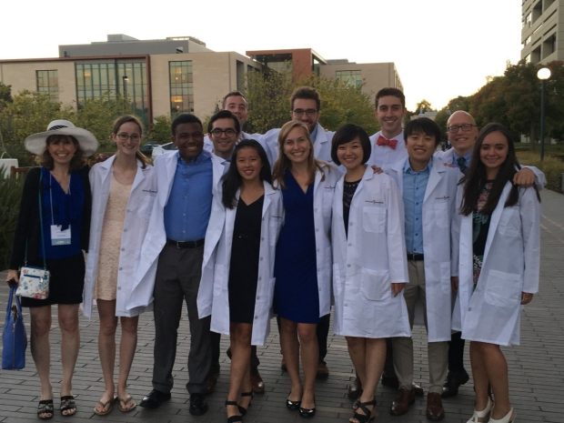 2016 PhD Lab Coat Ceremony