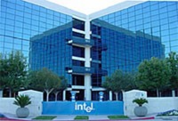 Photo of the Intel