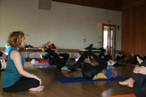 Instructor S New Book Looks At Yoga As Pain Relief News