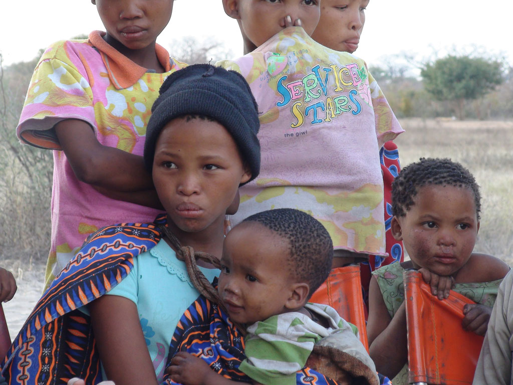 Unique genes in Khoe-San people may lower risk of some ... Namibian White People