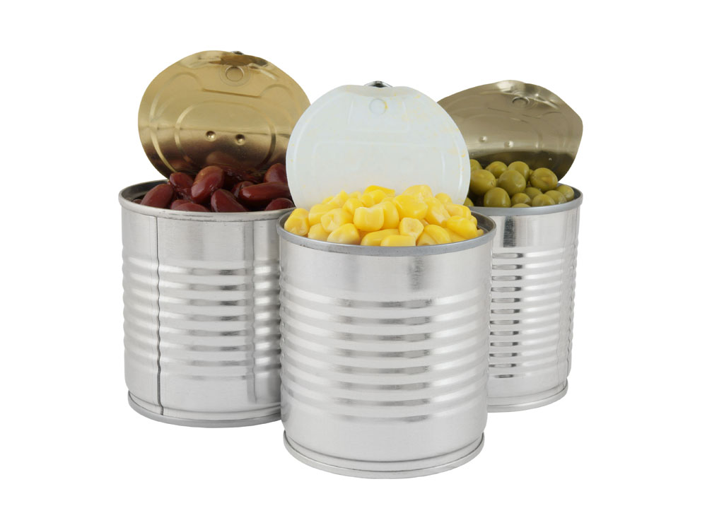 Study shows link between canned food, exposure to hormone ...