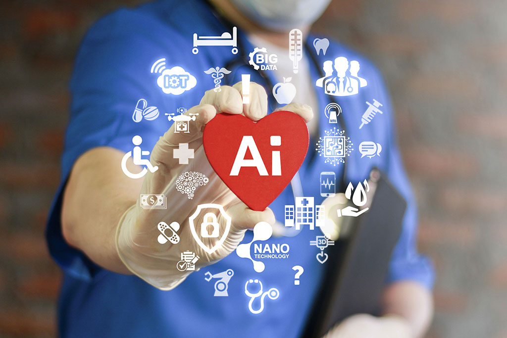 Researchers say use of artificial intelligence in medicine