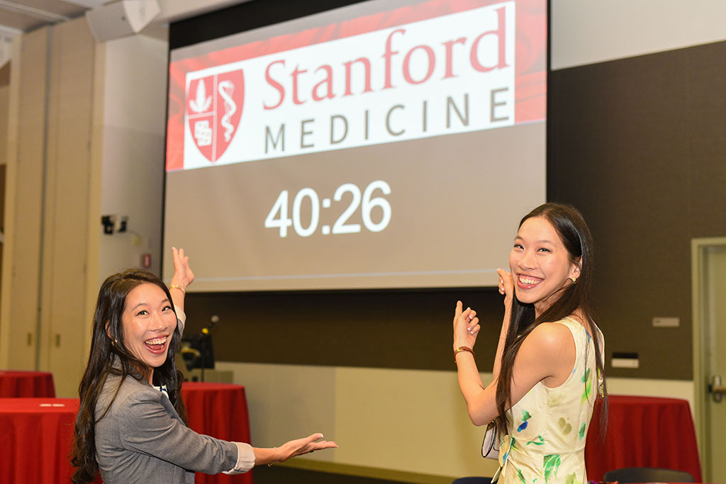 And the envelope, please: Graduating med students match to