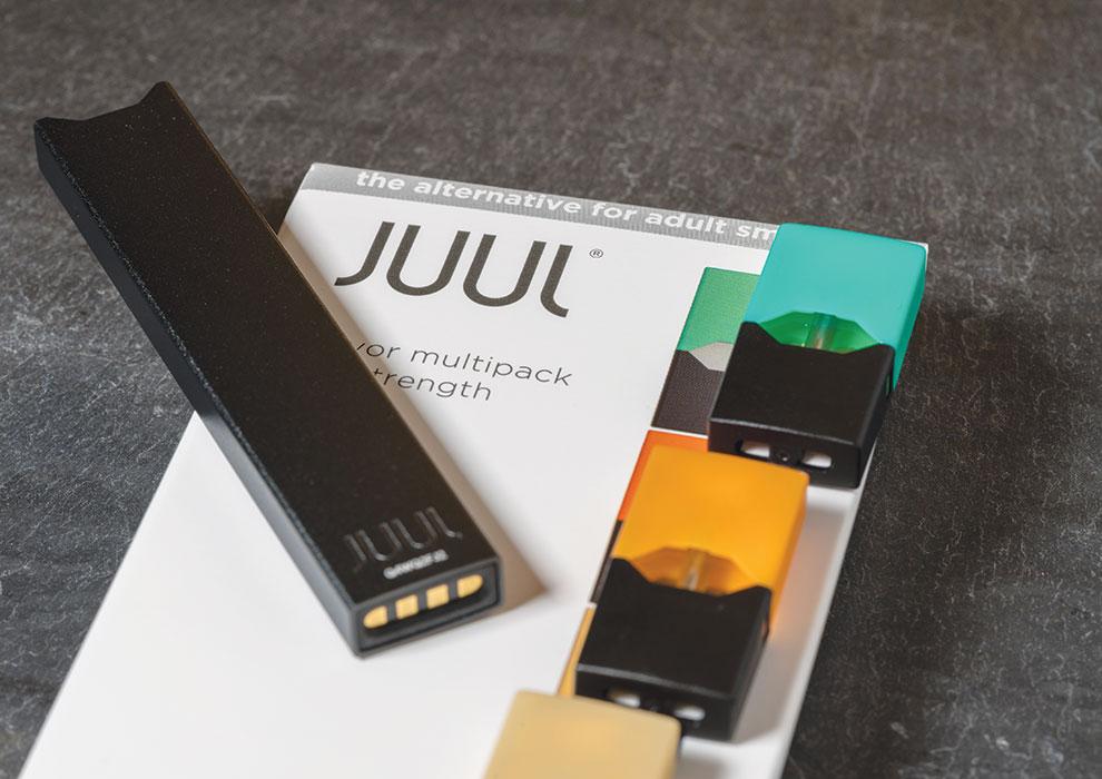 5 Questions: Robert Jackler says Juul spurs 'nicotine arms race