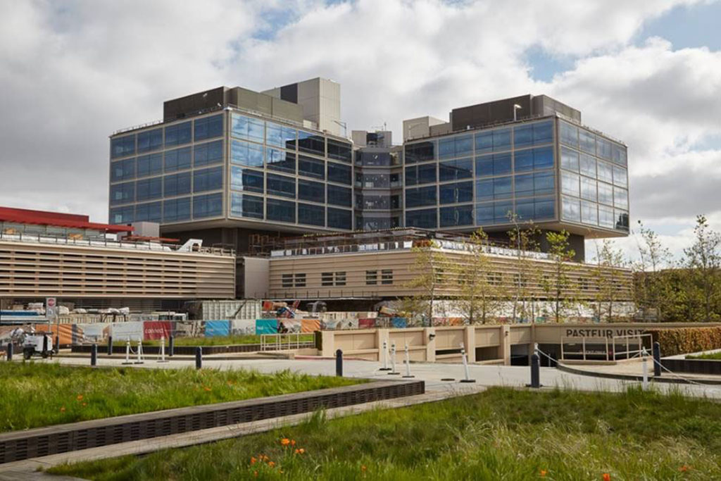 Stanford University Medical Center >> New Stanford Hospital nearing completion | News Center ...