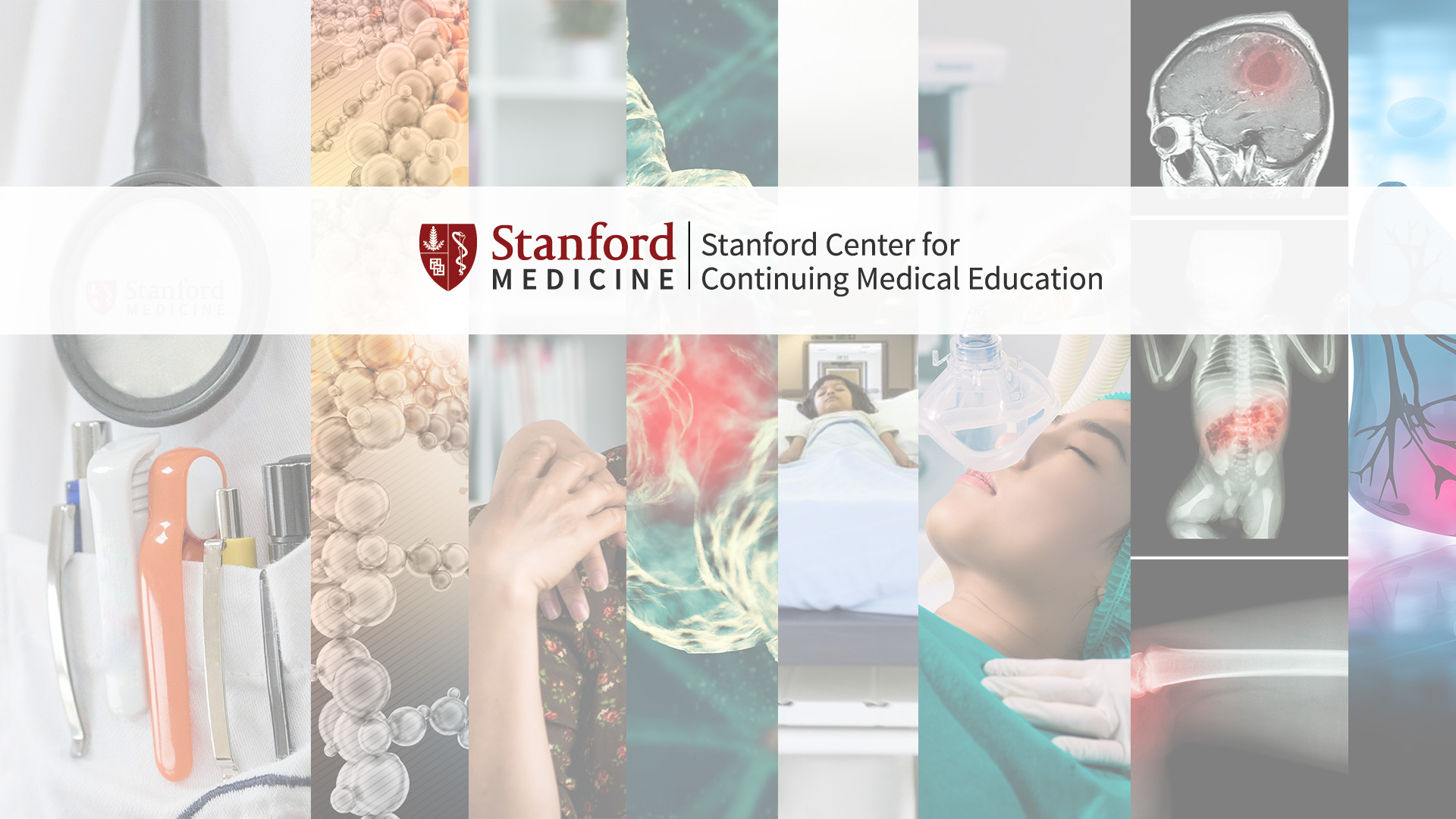 Continuing medical education management software