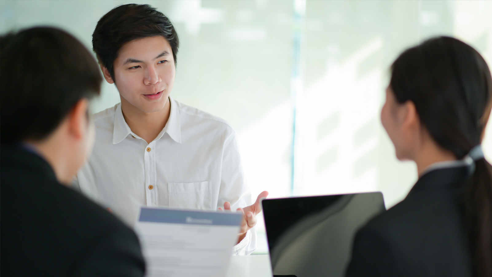 Writing your first cv or resume