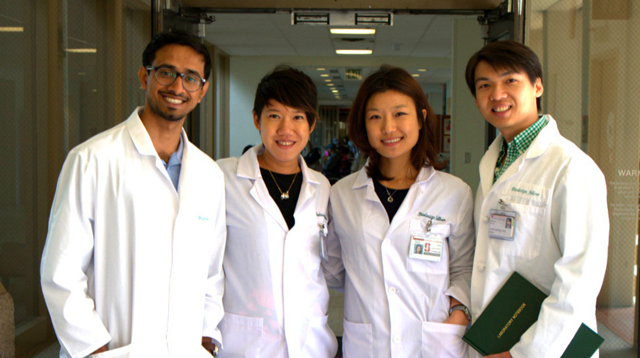 Singapore-Stanford Biodesign Fellows Tackle an Uncomfortable Problem