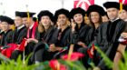 Respect the rituals of medicine, Verghese tells graduating students