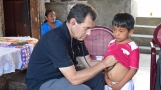 Stanford physicians innovate to protect children's health in Guatemala