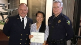 City honors medical student for lifesaving CPR