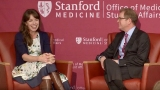 Expect the unexpected, Lucy Kalanithi advises new students