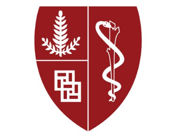 Stanford School of Medicine shield logo