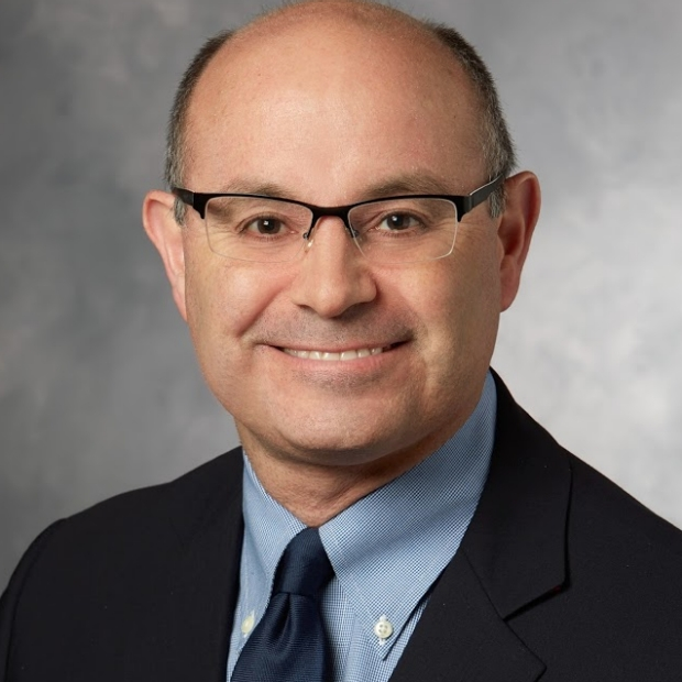 Mark Berry, MD, smiling head shot