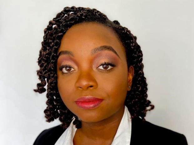 headshot of Nickeisha Cuthbert
