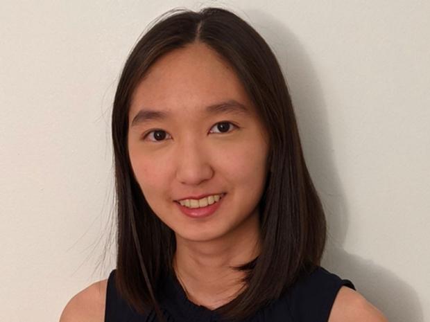 headshot of Eileen Tzng