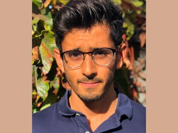 headshot of Sameer Sundrani