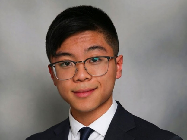 headshot of Kevin Tan