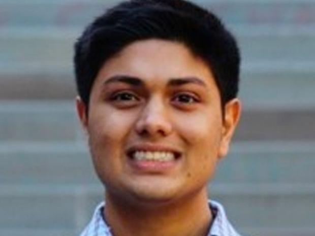headshot of Savan Patel