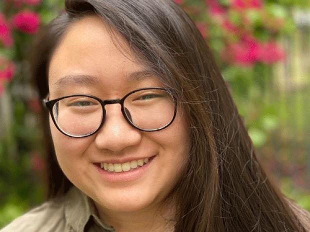 smiling headshot of Amy Lam